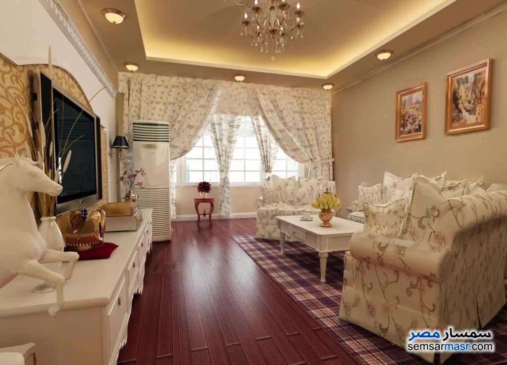 Photo 1 - Apartment 3 bedrooms 2 baths 200 sqm super lux For Sale New Heliopolis Cairo