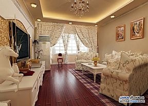 Apartment 3 bedrooms 2 baths 200 sqm super lux For Sale New Heliopolis Cairo - 1