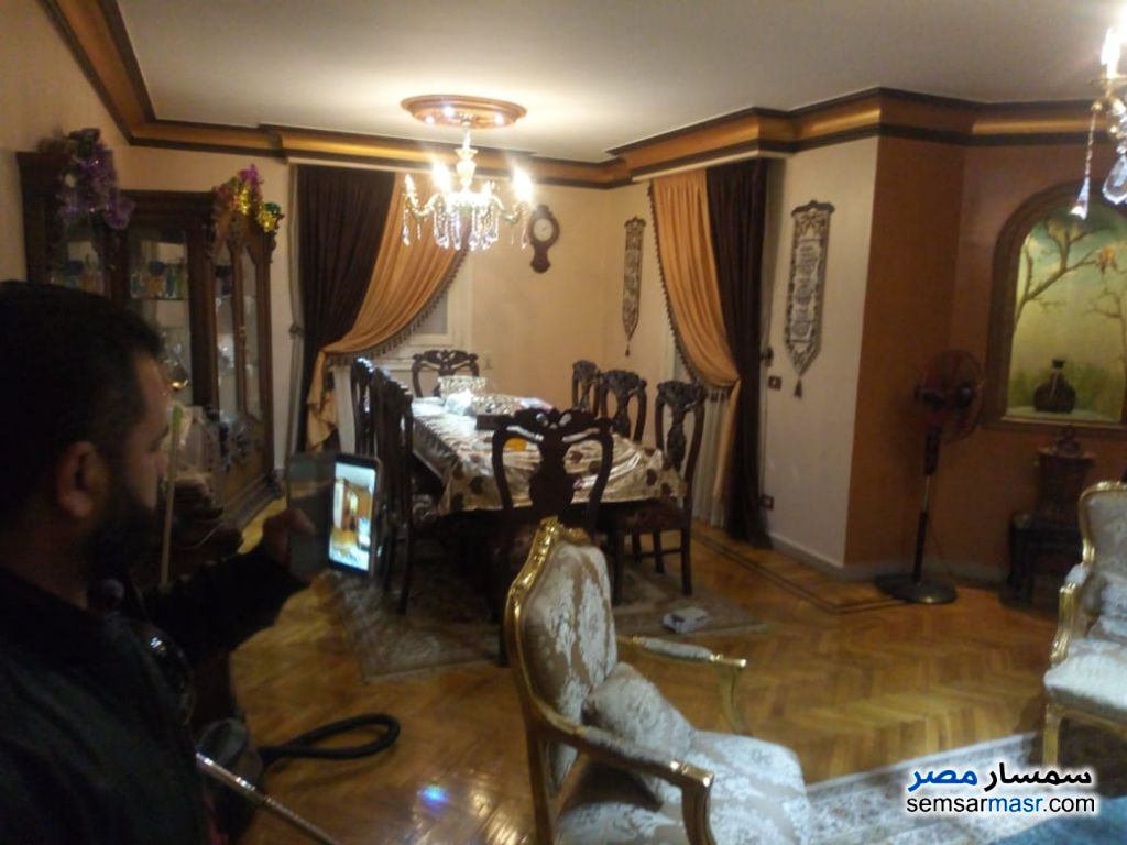 Photo 1 - Apartment 3 bedrooms 2 baths 230 sqm extra super lux For Sale New Nozha Cairo