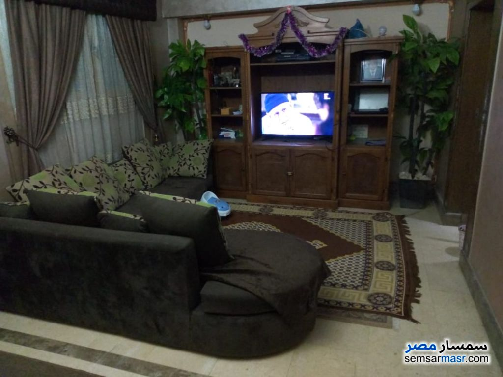 Photo 7 - Apartment 3 bedrooms 2 baths 230 sqm extra super lux For Sale New Nozha Cairo