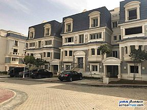 Ad Photo: Apartment 2 bedrooms 1 bath 105 sqm without finish in North Extensions  6th of October