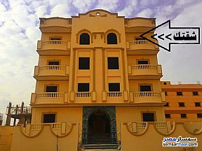 Ad Photo: Apartment 4 bedrooms 2 baths 192 sqm semi finished in North Extensions  6th of October
