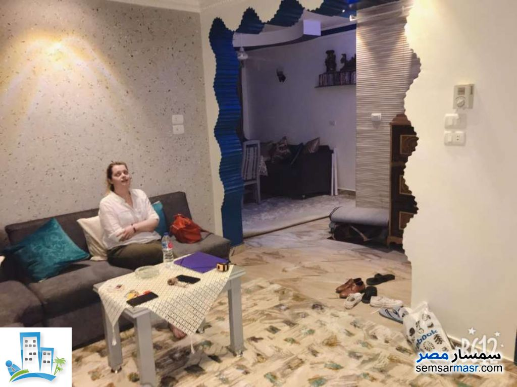 Ad Photo: Apartment 2 bedrooms 1 bath 100 sqm super lux in Luxor