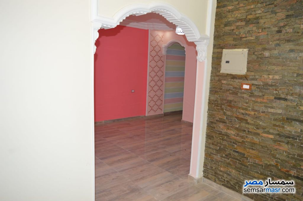 Photo 4 - Apartment 3 bedrooms 1 bath 100 sqm extra super lux For Sale Al Salam City Cairo