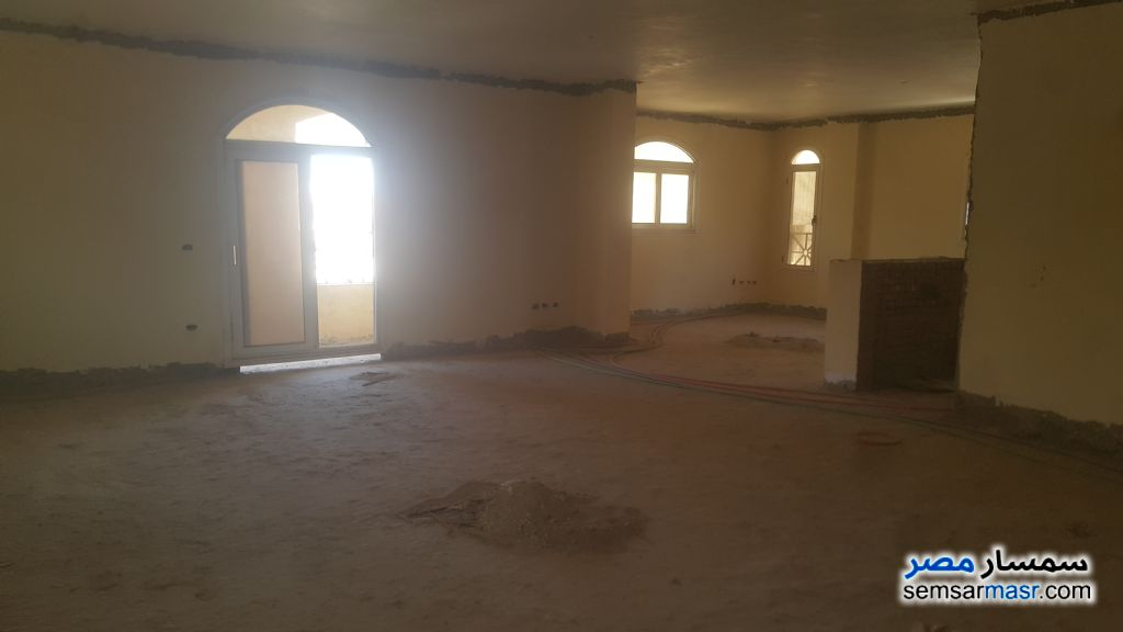 Photo 2 - Apartment 4 bedrooms 3 baths 300 sqm semi finished For Sale West Somid 6th of October