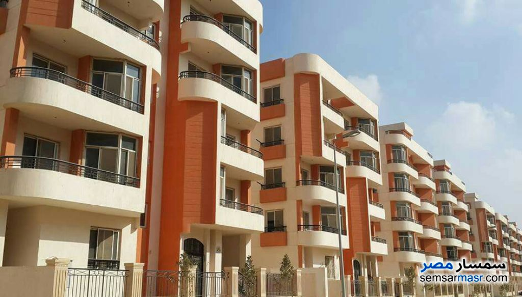 Photo 1 - Apartment 3 bedrooms 2 baths 145 sqm semi finished For Sale Districts 6th of October
