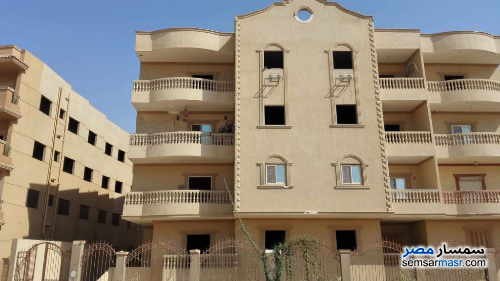Photo 8 - Apartment 3 bedrooms 2 baths 160 sqm extra super lux For Sale Shorouk City Cairo