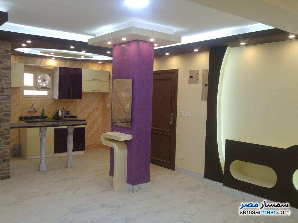 Photo 2 - Apartment 2 bedrooms 1 bath 74 sqm extra super lux For Sale Rehab City Cairo
