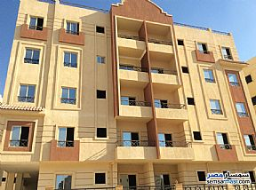 Apartment 2 bedrooms 1 bath 80 sqm semi finished For Sale New Heliopolis Cairo - 1