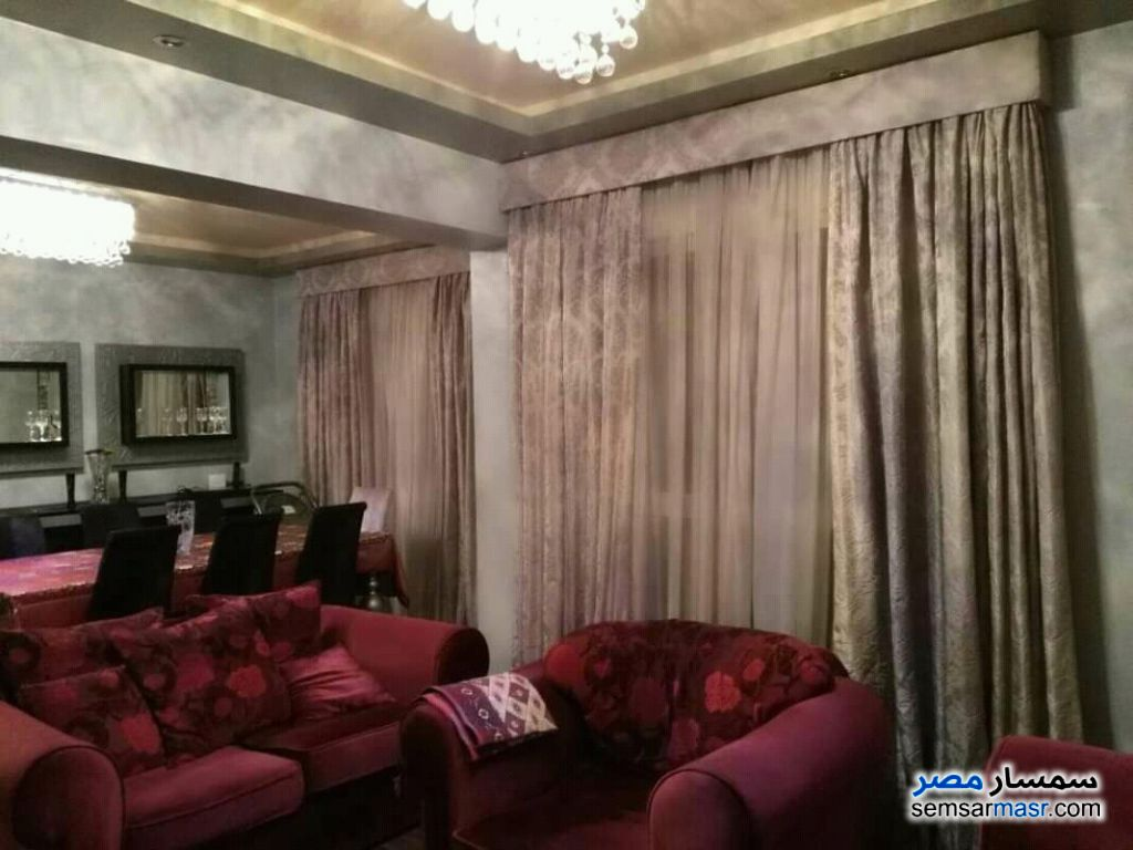 Photo 2 - Apartment 2 bedrooms 1 bath 100 sqm extra super lux For Sale Third District Cairo