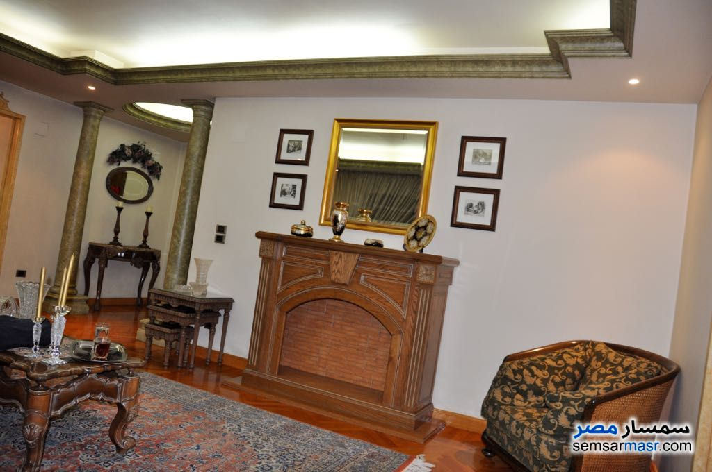 Photo 8 - Apartment 4 bedrooms 3 baths 344 sqm extra super lux For Sale Heliopolis Cairo
