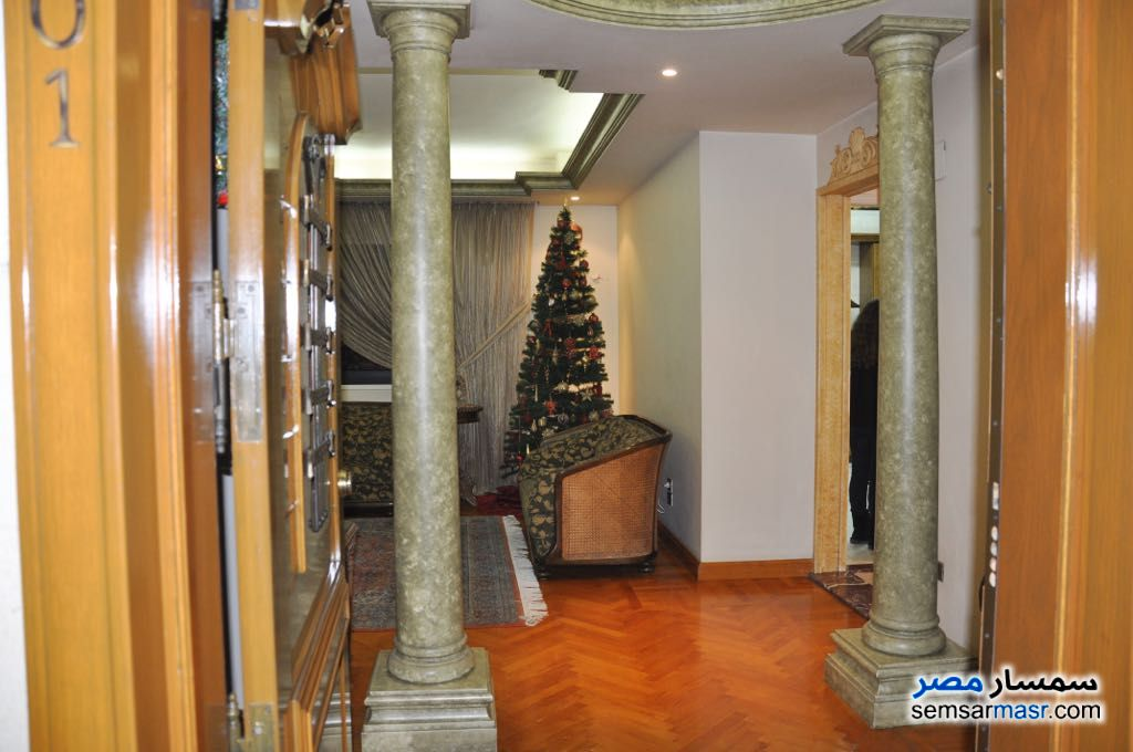 Photo 11 - Apartment 4 bedrooms 3 baths 344 sqm extra super lux For Sale Heliopolis Cairo