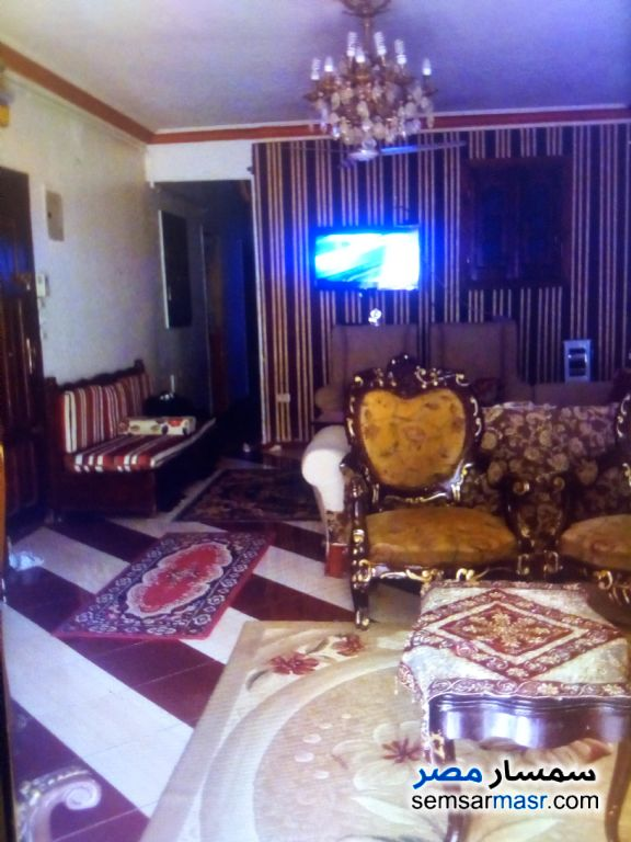 Photo 2 - Apartment 2 bedrooms 2 baths 100 sqm super lux For Sale Hadayek Helwan Cairo