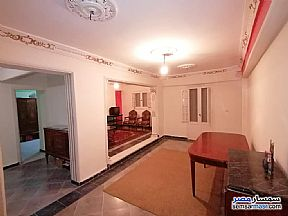 Ad Photo: Apartment 2 bedrooms 1 bath 110 sqm extra super lux in al mamourah Alexandira