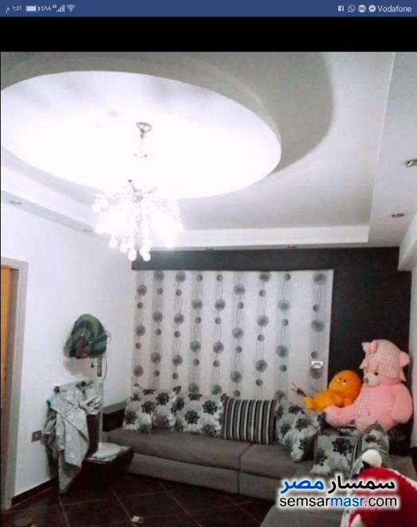 Photo 1 - Apartment 3 bedrooms 1 bath 90 sqm extra super lux For Sale Awayed Alexandira