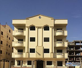 Ad Photo: Apartment 3 bedrooms 3 baths 210 sqm semi finished in Districts  6th of October
