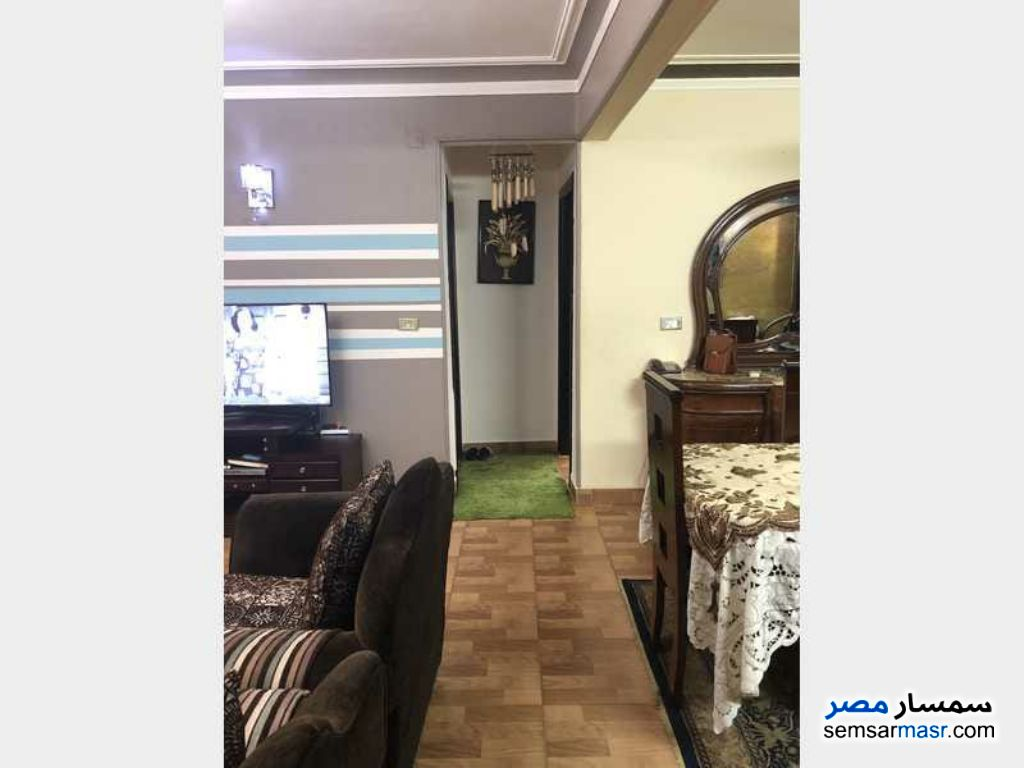 Photo 1 - Apartment 2 bedrooms 1 bath 110 sqm super lux For Sale Abaseya Cairo