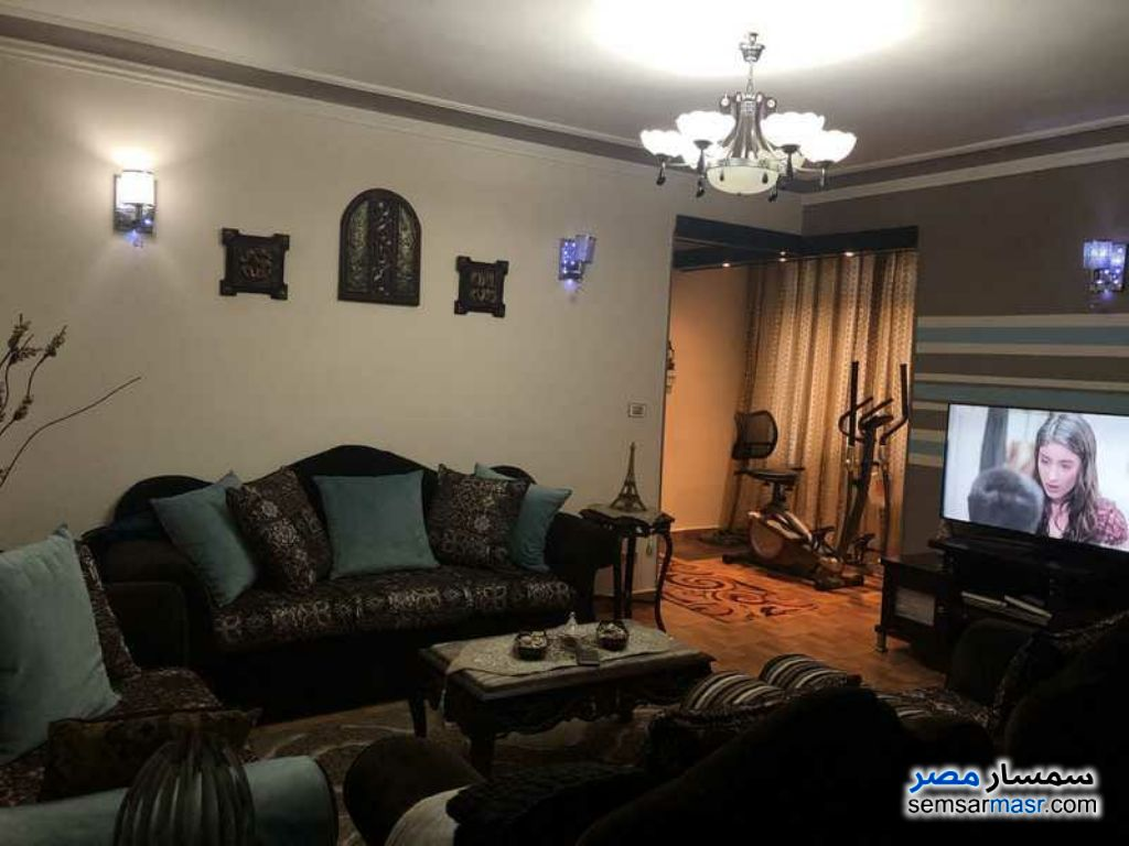 Photo 2 - Apartment 2 bedrooms 1 bath 110 sqm super lux For Sale Abaseya Cairo