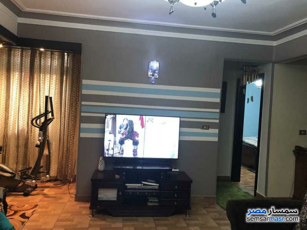 Photo 3 - Apartment 2 bedrooms 1 bath 110 sqm super lux For Sale Abaseya Cairo