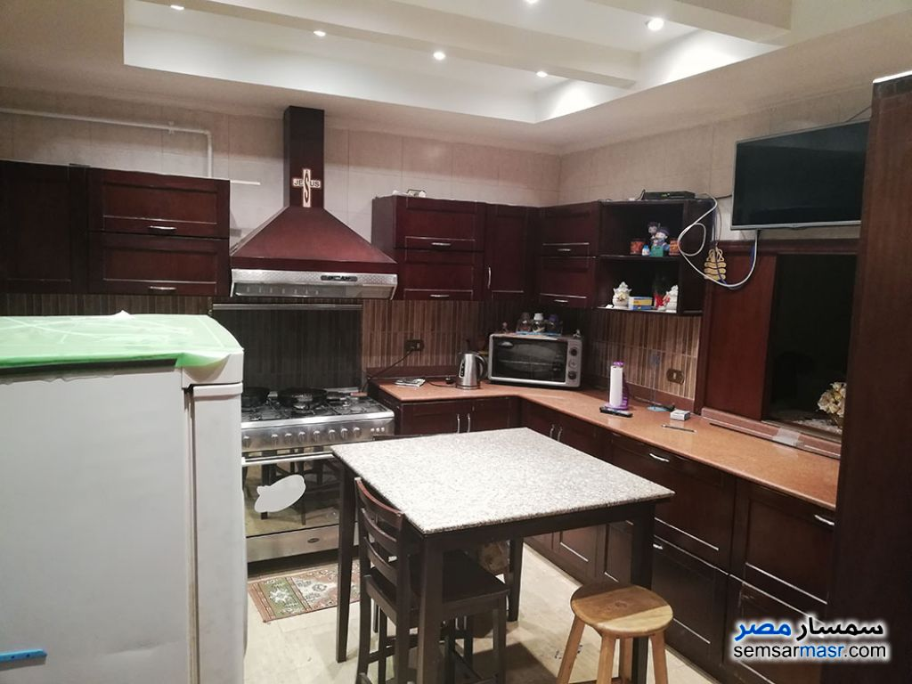 Photo 22 - Apartment 3 bedrooms 2 baths 250 sqm extra super lux For Sale Omrania Giza