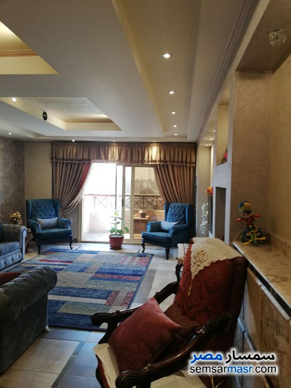 Photo 3 - Apartment 3 bedrooms 2 baths 250 sqm extra super lux For Sale Omrania Giza
