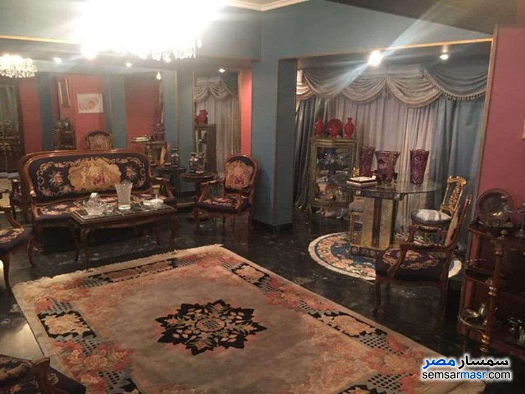Photo 1 - Apartment 3 bedrooms 2 baths 220 sqm super lux For Sale Heliopolis Cairo