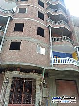 Ad Photo: Apartment 3 bedrooms 1 bath 120 sqm without finish in Shubra El Kheima  Qalyubiyah