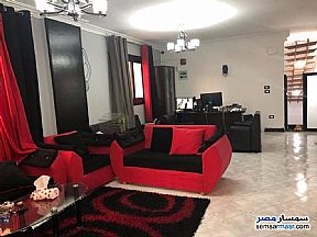Apartment 4 bedrooms 4 baths 350 sqm super lux For Sale October Gardens 6th of October - 9