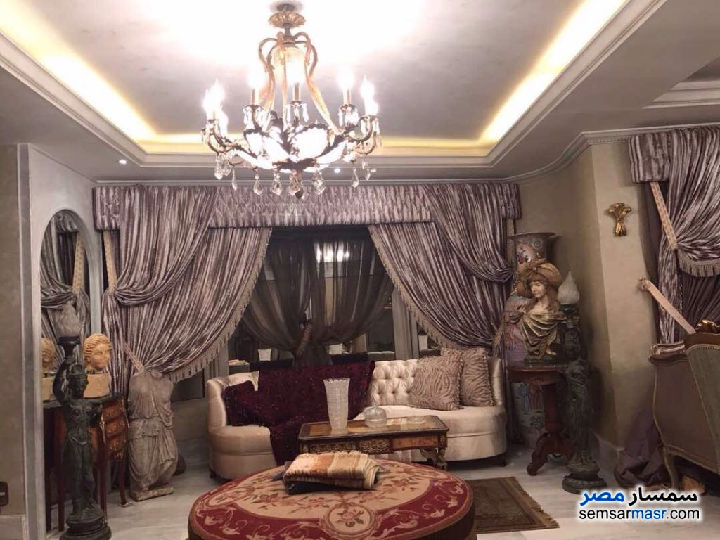 Photo 3 - Apartment 5 bedrooms 6 baths 440 sqm extra super lux For Sale Mohandessin Giza