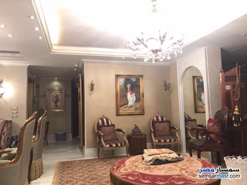 Photo 2 - Apartment 5 bedrooms 6 baths 440 sqm extra super lux For Sale Mohandessin Giza