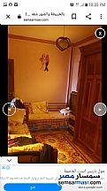 Ad Photo: Apartment 3 bedrooms 1 bath 106 sqm super lux in Shubra  Cairo