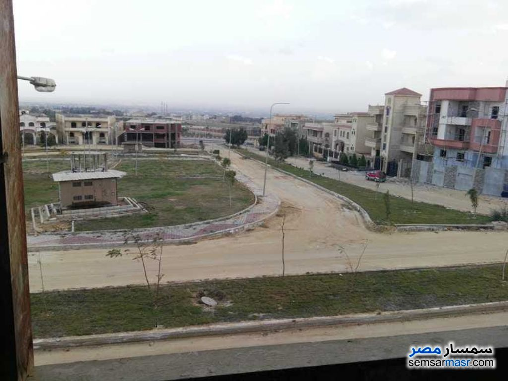 Photo 2 - Apartment 4 bedrooms 3 baths 200 sqm semi finished For Sale El Ubour City Qalyubiyah