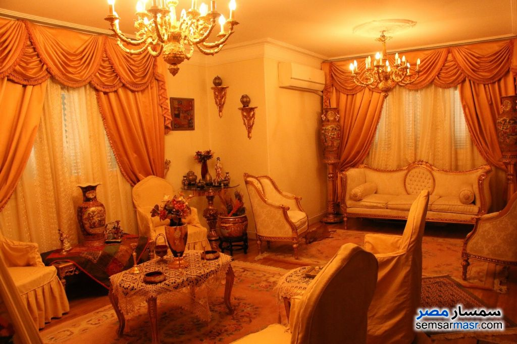Photo 1 - Apartment 3 bedrooms 2 baths 200 sqm super lux For Sale Nasr City Cairo