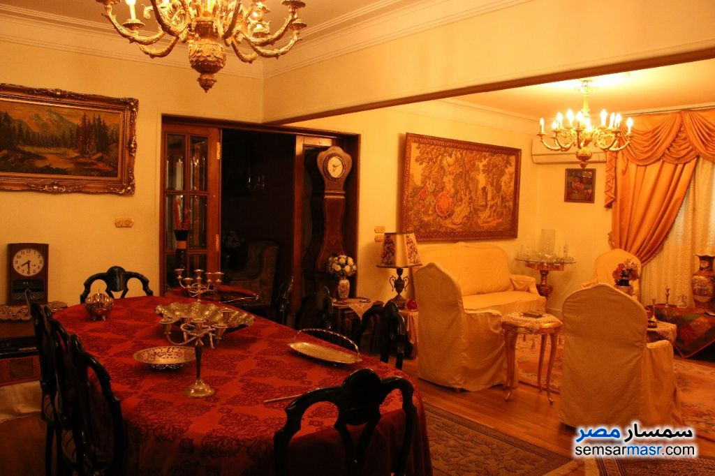 Photo 3 - Apartment 3 bedrooms 2 baths 200 sqm super lux For Sale Nasr City Cairo