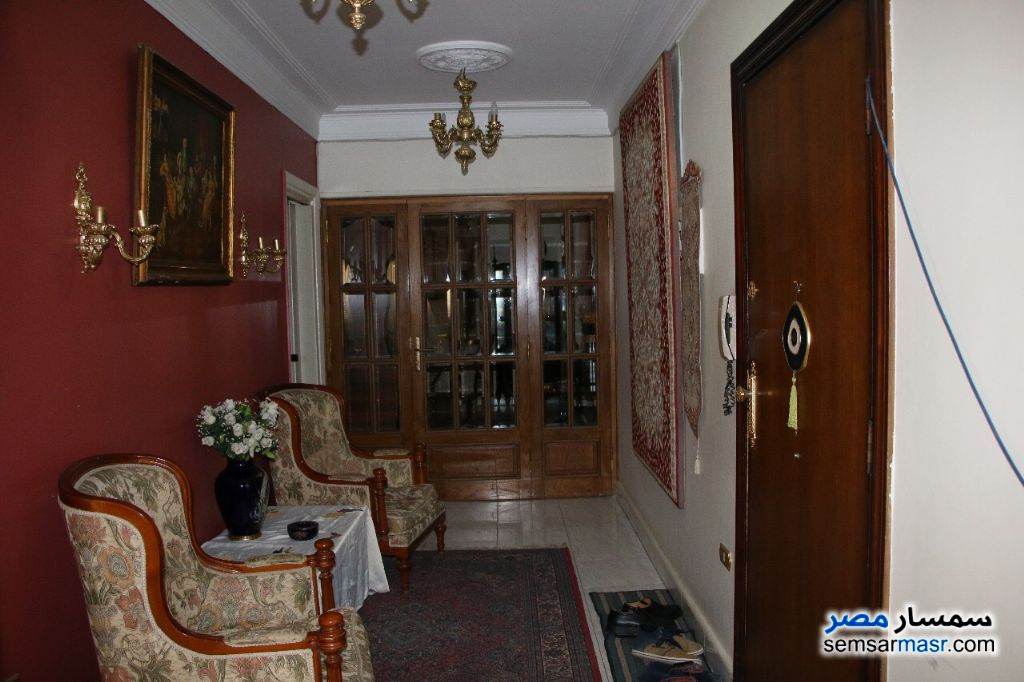 Photo 4 - Apartment 3 bedrooms 2 baths 200 sqm super lux For Sale Nasr City Cairo