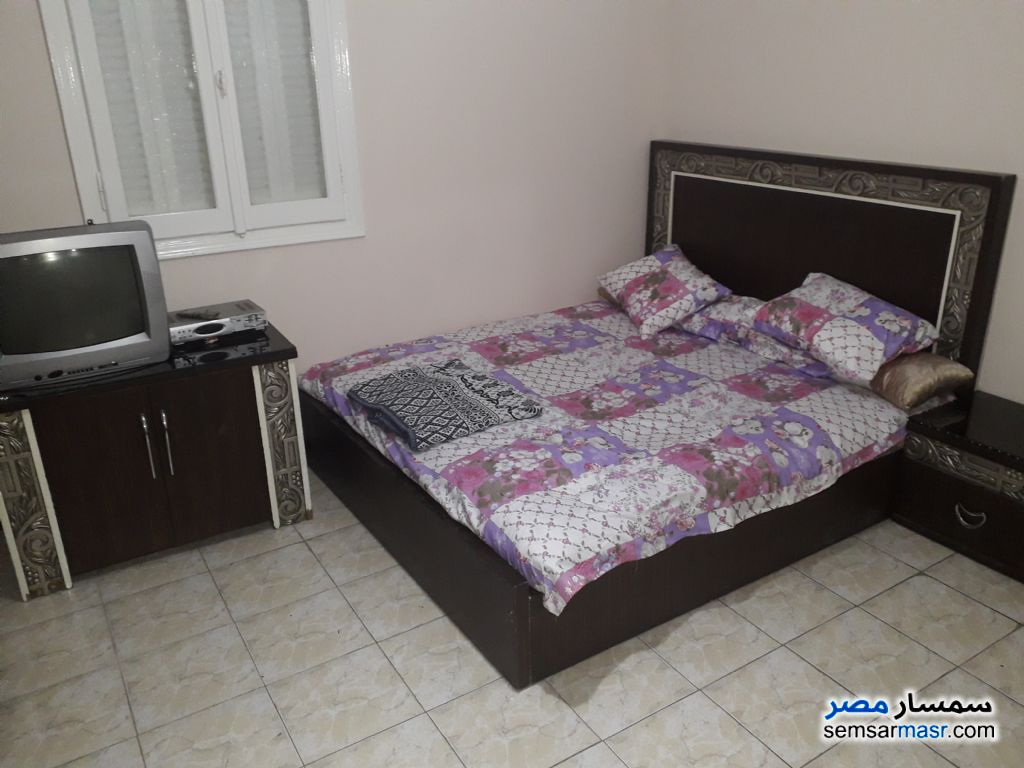 Photo 5 - Apartment 2 bedrooms 1 bath 100 sqm super lux For Rent Asafra Alexandira