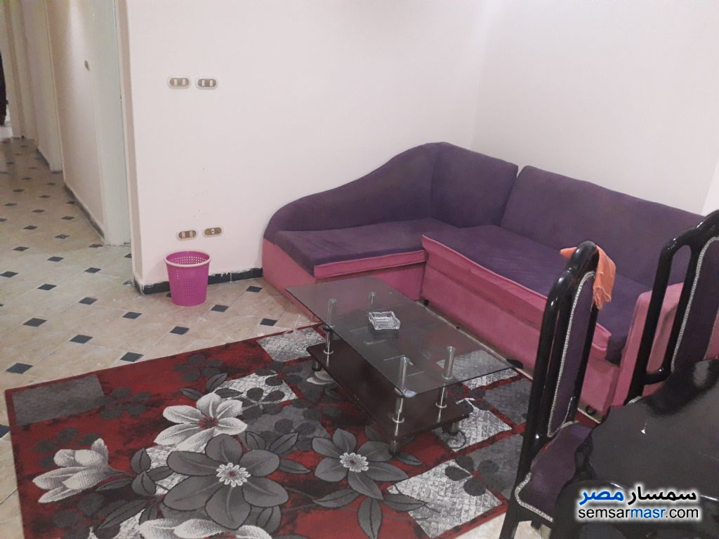 Photo 8 - Apartment 2 bedrooms 1 bath 100 sqm super lux For Rent Asafra Alexandira