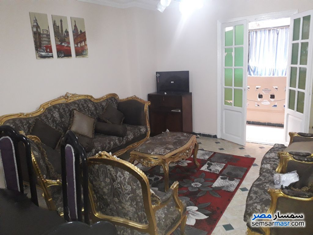 Photo 1 - Apartment 2 bedrooms 1 bath 100 sqm super lux For Rent Asafra Alexandira