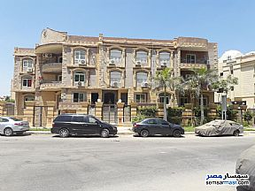 Ad Photo: Apartment 4 bedrooms 1 bath 162 sqm super lux in Sheikh Zayed  6th of October