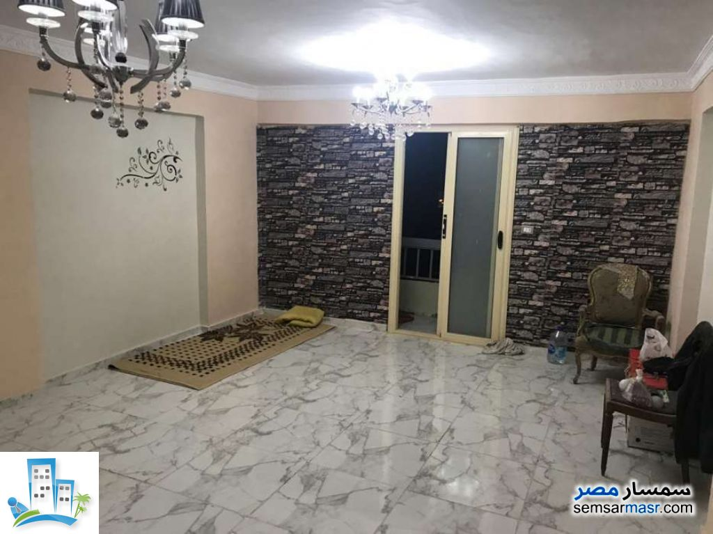 Ad Photo: Apartment 3 bedrooms 2 baths 114 sqm super lux in Sidi Gaber  Alexandira