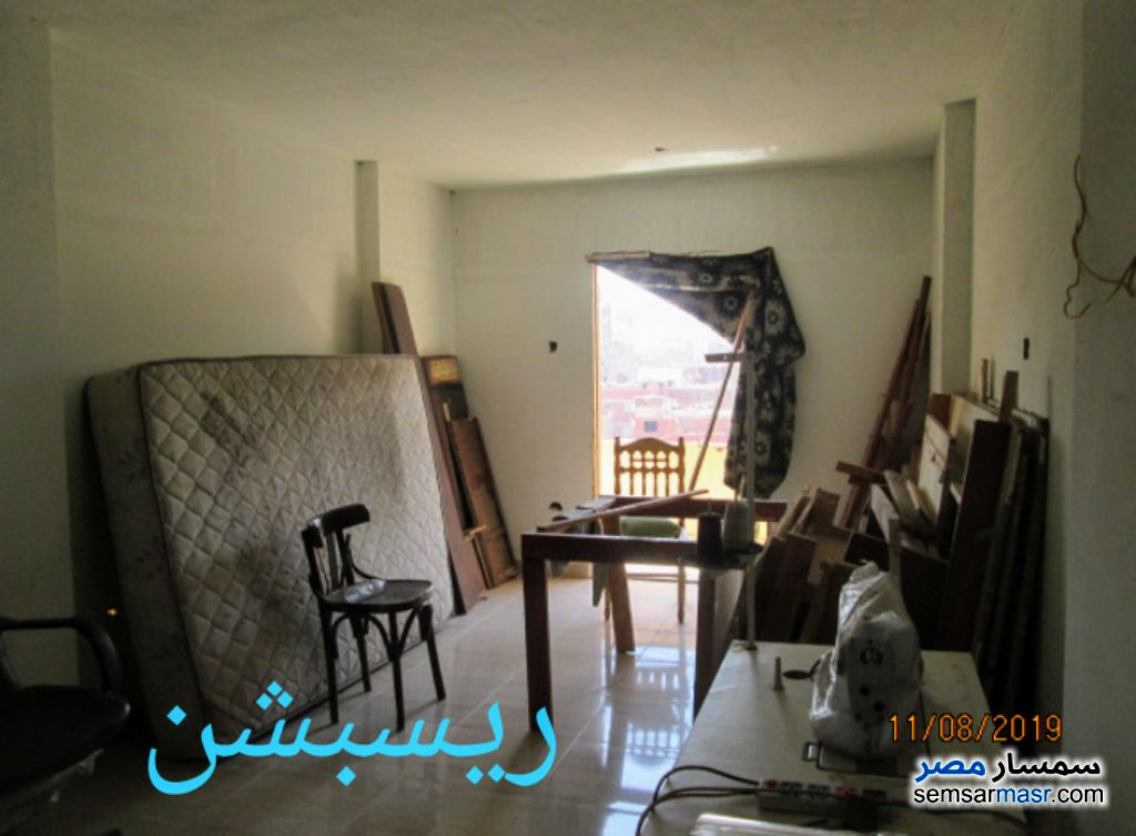 Photo 1 - Apartment 2 bedrooms 1 bath 110 sqm super lux For Sale Dar Al Salaam Cairo