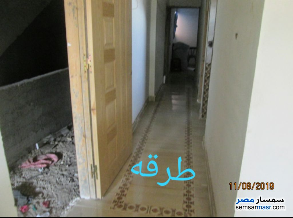 Photo 2 - Apartment 2 bedrooms 1 bath 110 sqm super lux For Sale Dar Al Salaam Cairo