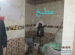 Apartment 2 bedrooms 1 bath 110 sqm super lux For Sale Dar Al Salaam Cairo - 3