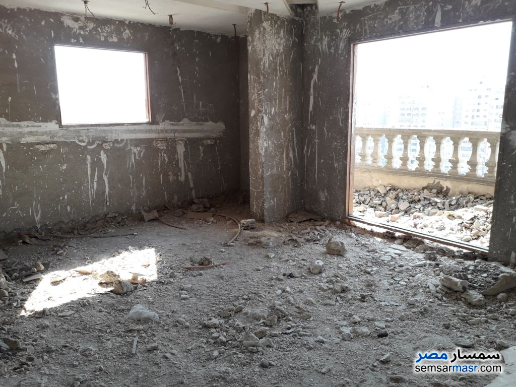 Photo 1 - Apartment 3 bedrooms 1 bath 155 sqm semi finished For Sale Haram Giza