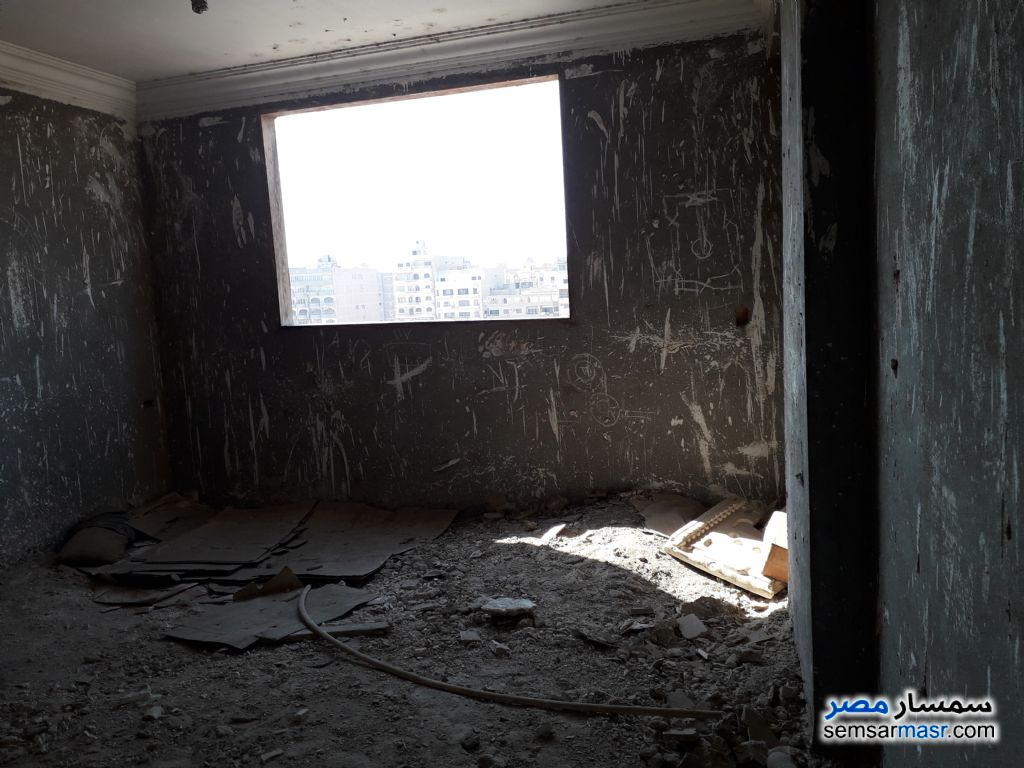 Photo 4 - Apartment 3 bedrooms 1 bath 155 sqm semi finished For Sale Haram Giza