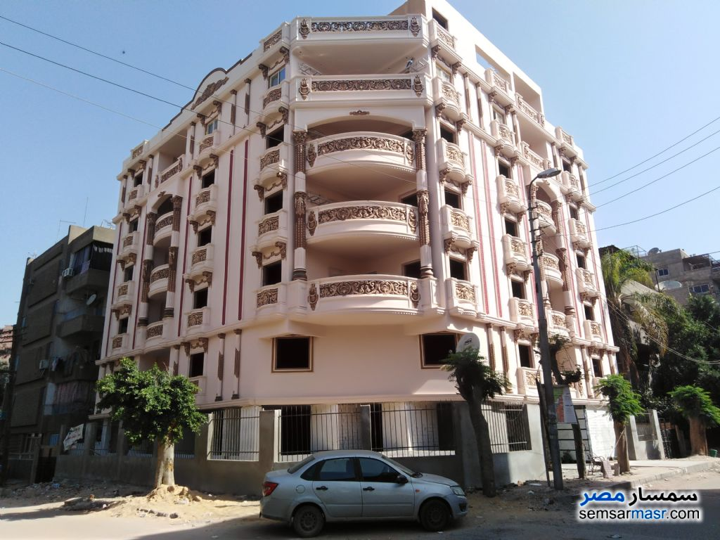 Photo 1 - Apartment 3 bedrooms 2 baths 200 sqm semi finished For Sale Heliopolis Cairo