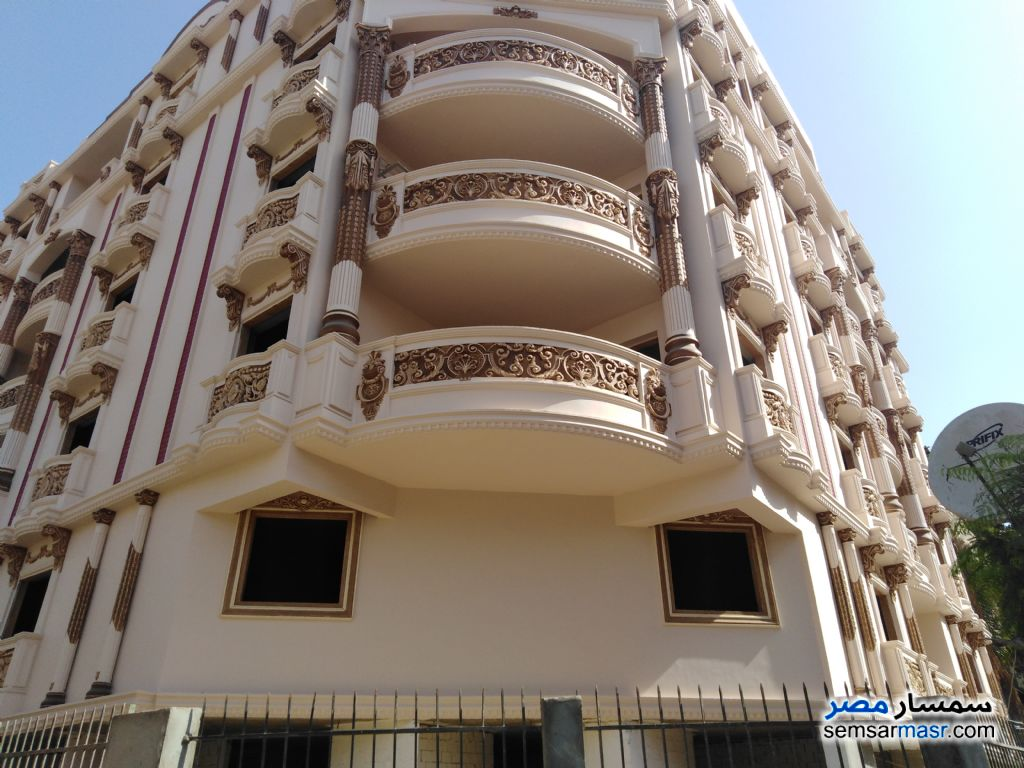 Photo 2 - Apartment 3 bedrooms 2 baths 200 sqm semi finished For Sale Heliopolis Cairo