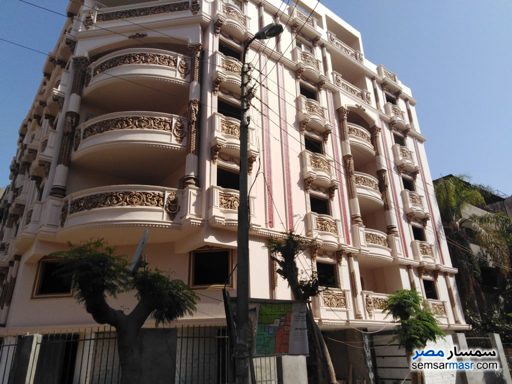 Photo 3 - Apartment 3 bedrooms 2 baths 200 sqm semi finished For Sale Heliopolis Cairo
