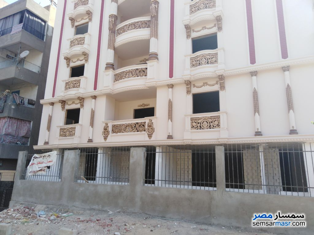 Photo 5 - Apartment 3 bedrooms 2 baths 200 sqm semi finished For Sale Heliopolis Cairo