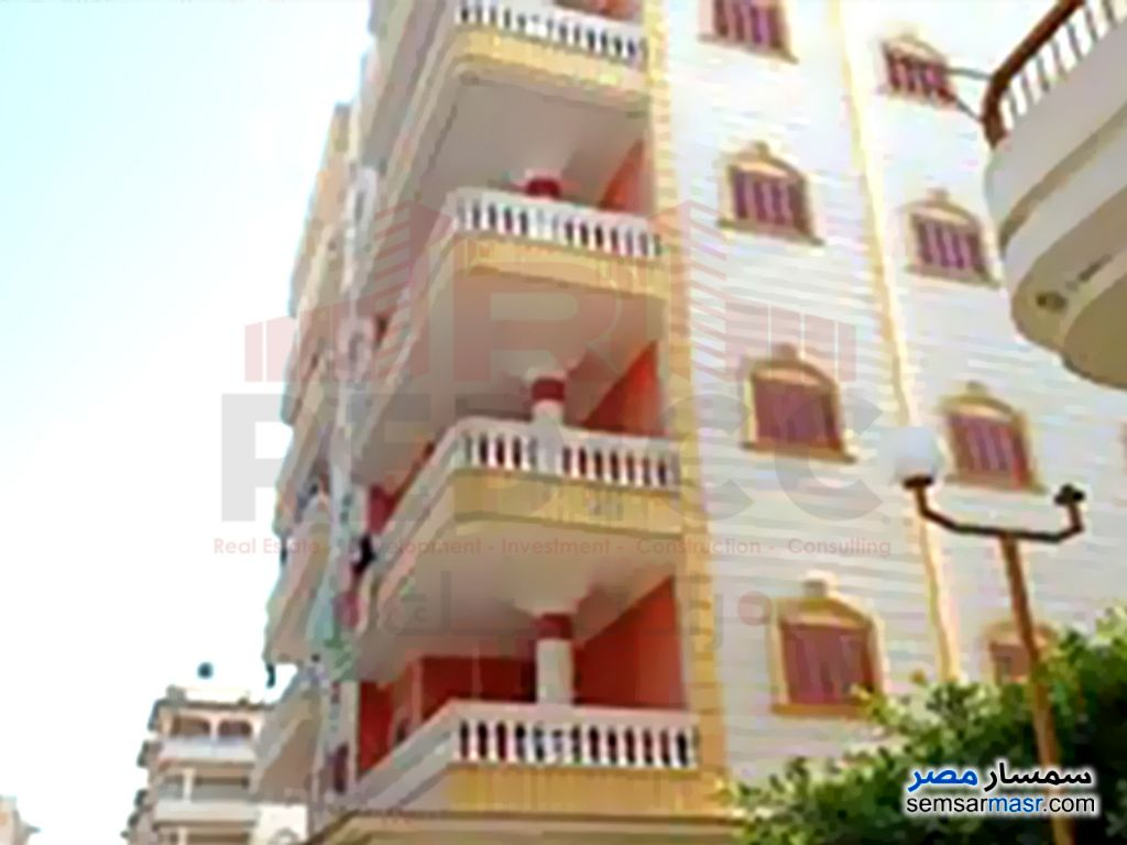 Photo 1 - Apartment 3 bedrooms 1 bath 100 sqm lux For Sale Gamasa Daqahliyah